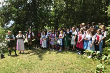 "Lions Youth Exchange Camp MD 114-M ""Sound of Music, Dirndlfest Altaussee"""