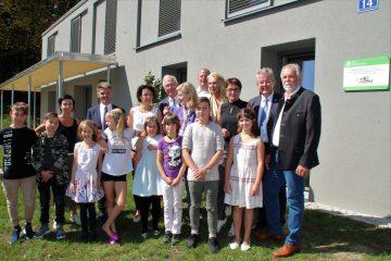 Jahrhunderthaus (SOS Kinderdorf) eröffnet