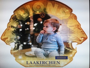 1. Lions-Club Laakirchen Charity-Adventkalender