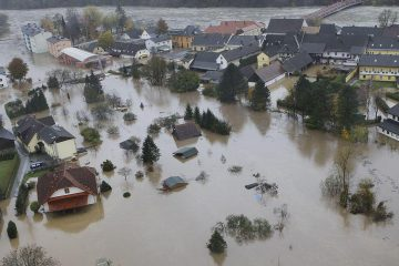 Lions hilft den Flutopfern in Kärnten