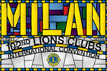 Lions Clubs International Convention Mailand