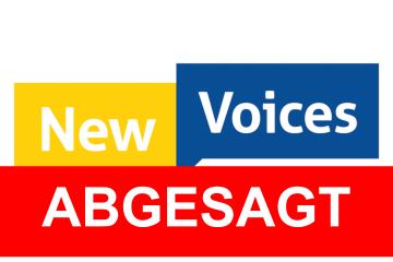 3 Länder New Voices Symposium