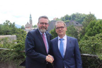 Lions Club Hohensalzburg: neuer Präsident