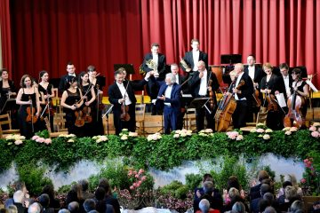 Lions-Galakonzert in Ried: Ein gesellschaftlicher Höhepunkt