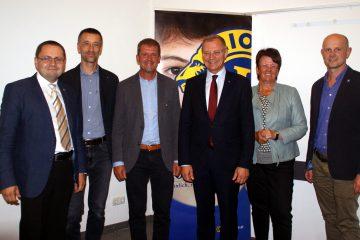 Regionaler Clubabend mit LF LH Mag. Thomas Stelzer