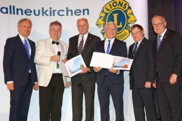 LC Gallneukirchen feiert 10-Jahres-Jubiläum