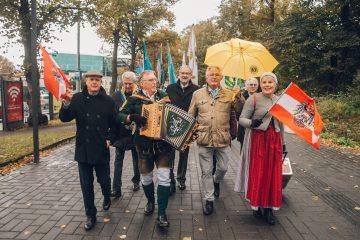 LC Liezen beim EF in Tallinn
