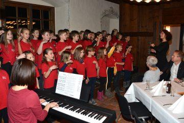 Neujahrsempfang des Lionsclub Rheintal amKumma
