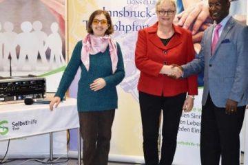 Aufnahme LC Innsbruck-Triumphpforte