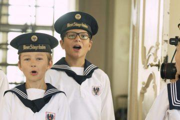 Unterstützung für die Wiener Sängerknaben