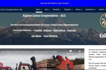 Alpine-Lions-Cooperaiton c/o Klaus Went
