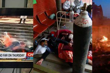 Explosionsartige Ausweitung der Corona-Pandemie in Nepal