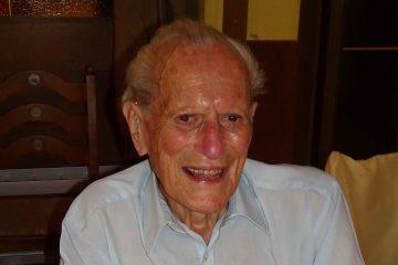 Lions-Gründungsmitglied Hans Höller – 100 Jahre alt